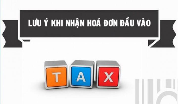 Xử lý hoá đơn chưa kê khai thuế
