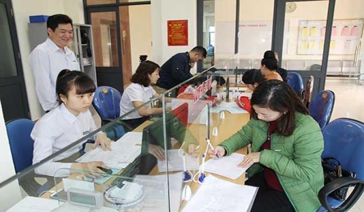 Mẫu đăng ký nhận kết quả BHXH qua bưu điện